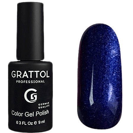 Гель-лак Grattol Color Gel Polish- тон №105 Starry Sky