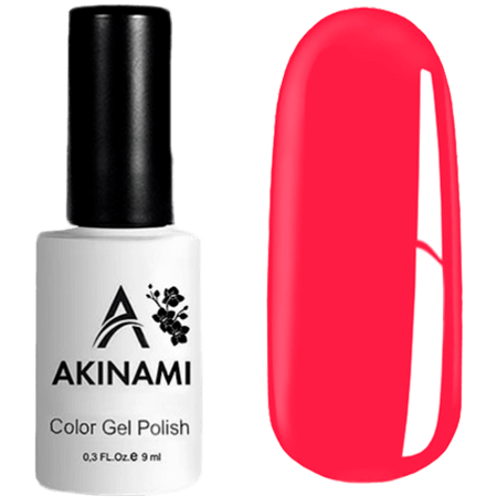 Гель-лак Akinami Color Gel Polish- тон №112 Pink Sherbet
