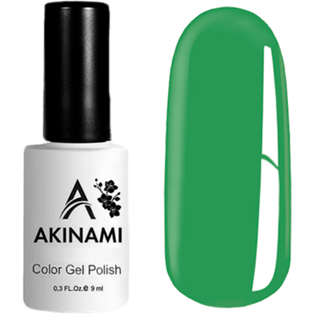 Гель-лак Akinami Color Gel Polish- тон №97 Salad