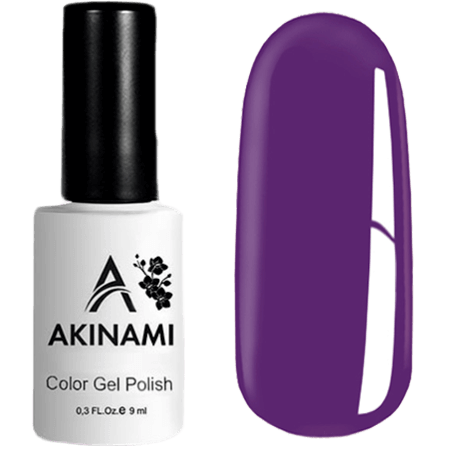 Гель-лак Akinami Color Gel Polish- тон №79 Amethyst Orchid
