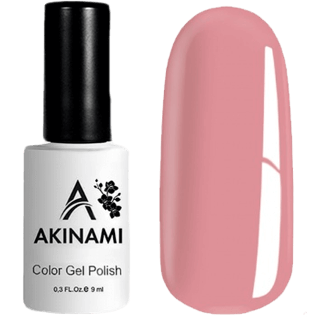 Гель-лак Akinami Color Gel Polish- тон №29 Rose Quartz